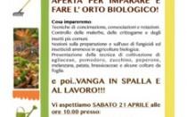 Corso orticoltura biologica a Caorle